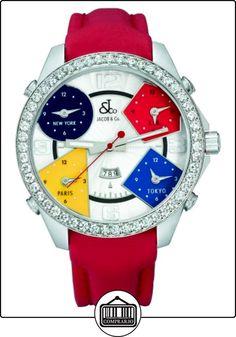Jacob & Co. JC-1 - Reloj de pulsera hombre  ✿ Relojes para hombre - (Lujo) ✿