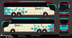Onibus Marcopolo, Luxury Bus, Buses, City, Paper, Design, Minecraft Images, Pintura