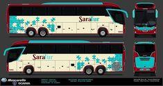 Onibus Marcopolo, Luxury Bus, Buses, City, Paper, Design, Minecraft Images, Pintura