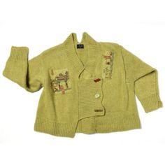"""often incorporate antique and unusual textiles"" - Linda Dooley"