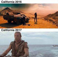 California lately