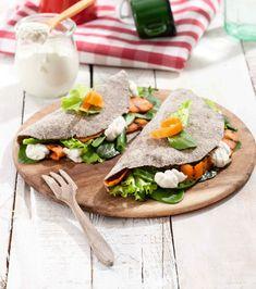 Nutrition Shakes Near Me Raw Food Recipes, Veggie Recipes, Healthy Recipes, Tasty Dishes, Food Dishes, Tapas, Quiche, Nutrition Shakes, Pizza