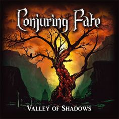 """HARD N' HEAVY NEWS: CONJURING FATE - """"A PRIMAL DESIRE"""" NEW SONG ONLINE"""