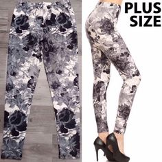 #stockedandstyled #stockonhand #stylist #stylistlife #willoughby #langley #walnutgrove #fortlangley #leggings #socialitesuite #sassysuite #fashion #styled #clothing #accessories #homeboutique #supportlocal #shoplocal #plussize #comfy #cozy #printedleggings #tights #leggingsarepants #leggingsarelife #leggingsalldayeveryday #leggingslife #buttery #peachskinsoft #soft #stretchy #plussizefashion #monochrome #monochromatic #floral #flowers #blackandwhite #grey Plus Size Leggings, Printed Leggings, Clothing Accessories, Plus Size Fashion, Monochrome, Stylists, Tights, Cozy, Boutique