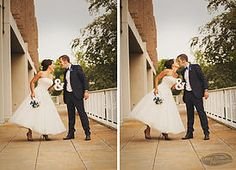 Andrea Norberg Photography | Brittany and Andrew - Heat couldn't melt their love away!