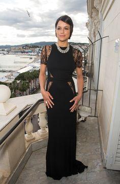 Michelle Rodriguez - Cannes 2015