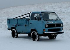 1.9td t25 / t3 Upgraded Single Cab Syncro - VW Forum - VZi, Europe's largest VW, community and sales