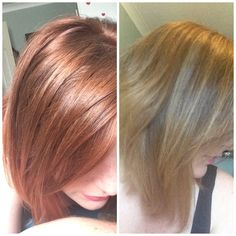 . 5TBS honey, 3 large VIT C tablets crushed and 100ml Johnsons baby shampoo...... leave on for  2 hours...... It works #removecolournaturally #lightenhairnaturally/ cool nice to know