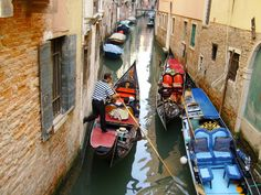 Venice is magic
