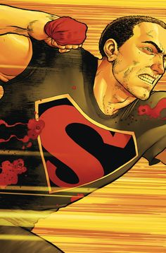 #Superman #Fan #Art. (ACTION COMICS #45 Cover) By: Aaron Kuder. (THE * 5 * STÅR * ÅWARD * OF: * AW YEAH, IT'S MAJOR ÅWESOMENESS!!!™)[THANK U 4 PINNING!!!<·><]<©>ÅÅÅ+(OB4E)