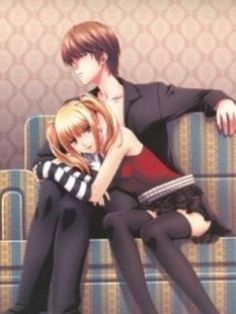 Death Note - Light Yagami et Misa Amane