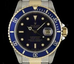 Rolex Steel & GoldOyster PerpetualBlue Dial Submariner Date 16613. Our Price: £4750!!!! Call or Text Now On:07885 661 038 / 0203 542 0304 and Quote:14101501 For More Information! #Rolex #steel #gold #yellowgold #blue #submariner #sub