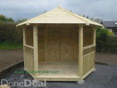 Discover All Garden Furniture & Decking For Sale in Ireland on DoneDeal. Buy & Sell on Ireland's Largest Garden Furniture & Decking Marketplace. Timber Products, Gazebo Pergola, Garden Fencing, Picnic Table, Some Pictures, Play Houses, Garden Furniture, Ireland, Arch