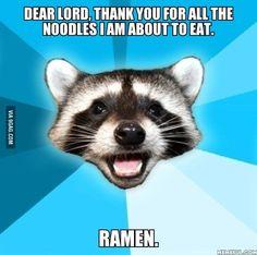 Thank you God.