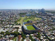"""""""LA BOMBONERA"""" el estadio de futbol de BOCA JUNIORS"""