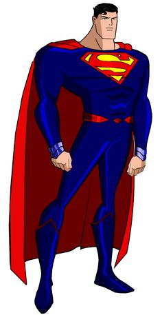 JLU Superman DC Rebirth by Alexbadass.deviantart.com on @DeviantArt