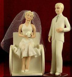 Wheelchair Bride