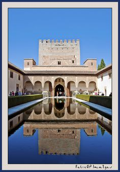Alhambra - Granada -1984 it became a UNESCO Heritage Site