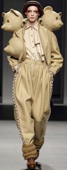 Outrageous fashion