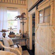 "LaurieAnna's Vintage Home  ""equestrian chic theme."""