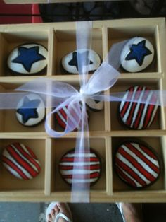 My Stick Tac Toe 4th of July tribute SNS DESIGNS