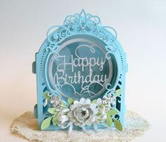 Welcome friends, todaywe are introducing a brand new die collection by Becca Feeken for Spellbinders called 3D Vignettes . ...