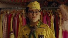 Moonrise Kingdom - 2012 - directed by Wes Anderson - cinematography by Robert D. Yeoman - #moonrisekingdom #film #filmphotography