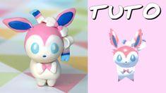 TUTO FIMO | Nymphali / Sylveon (de Pokémon Rumble World)
