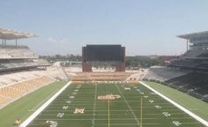 #Baylor's new McLane Stadium getting ever closer to completion (July 2014)
