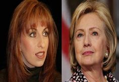 Paula Jones believes Hillary Clinton is harmful to the nation.