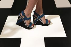 Spend a day with the Louis Vuitton Women's Spring/Summer 2014 Shoe Collection.