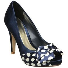 Jessica Simpson Polka Dot Shoes - Bing images