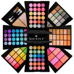 SHANY Beauty Cliche Makeup Palette Gift Set, Multi => Insider's special review you can't miss. Read more  : Makeup Sets