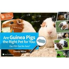 The Pet Detectives. A fun and practical way for children to learn about the responsibilities of keeping Guinea Pigs before they get one.
