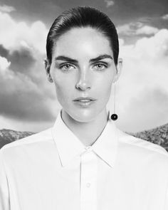 Heroine Magazine Fall 2014 | Hilary Rhoda by Paola Kudacki #fashioneditorials #HilaryRhoda