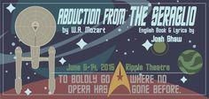 Scenic City Opera - Website Banner