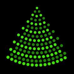 Xmas Tree by Dave Whyte. #art #gif #holidays #christmas #xmas #trees #xmastrees #DaveWhyte