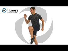 Total Body HIIT and Abs Workout - Cardio and Core Combination - YouTube