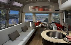 Awesome Airstream.... some day!