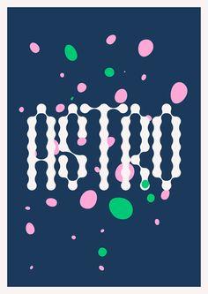Pivot Regular & Pivot Deco Typefaces by Karan Singh, via Behance