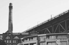 Old and new architecture at The Rocks Sydney. The Harbour Bridge in the background. #sydney #sydneyharbourbridge #therocks #leica #leicat #leicattyp701 #varioelmar #urban #streephotography by metaphyzeek http://ift.tt/1NRMbNv