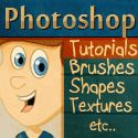 Free PS Resources (Brushes & Shapes & Texture)