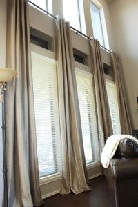 for extra long curtains/drapes. hard to find + curtains for windows.site for extra long curtains/drapes. hard to find + curtains for windows. Tall Curtains, Extra Long Curtains, Curtains Living, Living Room Windows, Home Living Room, Living Room Decor, Long Window Curtains, Bedroom Curtains, Diy Bedroom