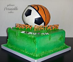 For the soccer and basketball player