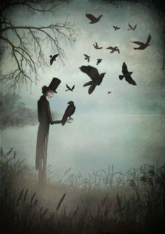 Maja Lindberg: The Magician and his Crows