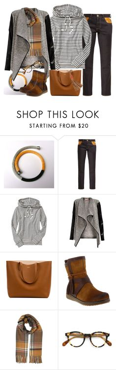 """""""Cozy Hoodies"""" by ysmn-pan ❤ liked on Polyvore featuring Wales Bonner, Old Navy, Spring Step, Miss Selfridge, Oliver Peoples, FOSSIL, contest and Hoodies"""