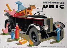 Mercier Unic 1931