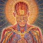 GALLERY - The artwork of Alex Grey : Progress of the Soul