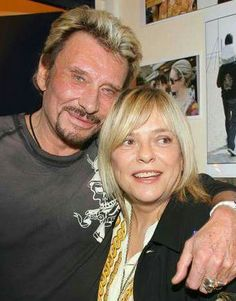 johnny et France gall France Gall, Johnny Haliday, Vartan Sylvie, Jean Philippe, Christian Audigier, Love Photos, Celebs, Celebrities, Boss