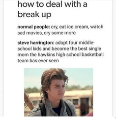 Image result for mom steve harrington